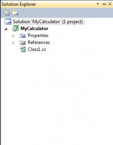 C# Class Library DLL creation
