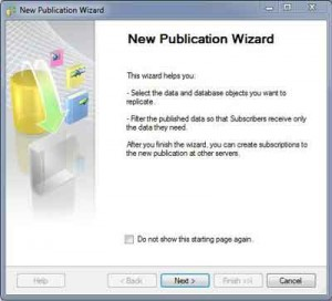 New-Publication-Wizard